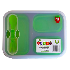 Munch Bento Lunchbox - 3 compartments