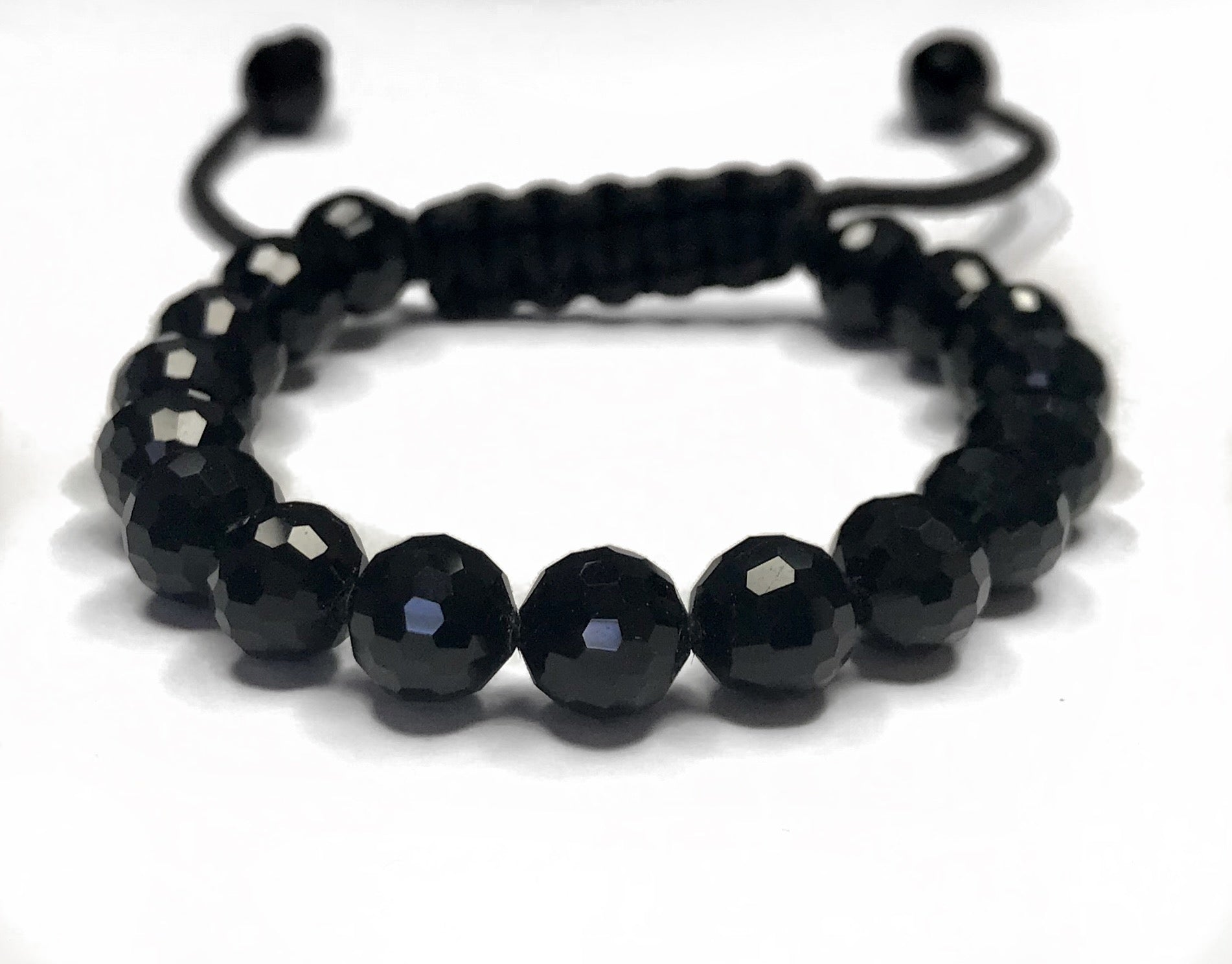 Shamballa Bracelet - small black
