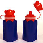 My Squeeze 170ml Reusable Blue and Red