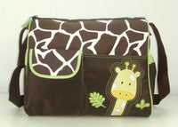 Giraffe Nappy Bag with change mat