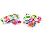 Itzy Ritzy Snack Happens Hoot - 2 pack