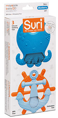 Suri & Friends - Blueberry Teether boxed set
