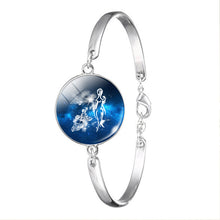 Virgo Zodiac Constellation Jewelry Bracelet Necklace