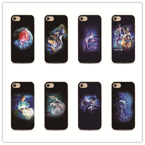 Mystical Zodiac iPhone Case