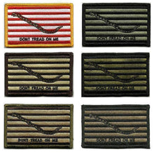 BuckUp Tactical Morale Patch Hook 1ST NAVY JACK SHOULDER PATCH Patches 3x2""