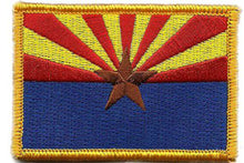 BuckUp Tactical Morale Patch Hook Arizona Phoenix State Patches 3x2""