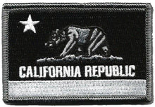 BuckUp Tactical Morale Patch Hook California Sacramento State Patches 3x2""