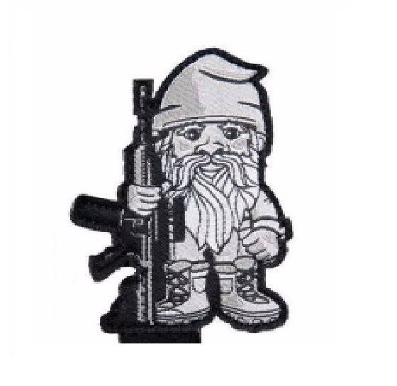 BuckUp Tactical Morale Patch Hook Gnome 2.5