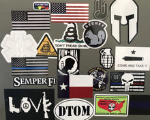 1$ Dollar Decals Limited Time - 20+ Designs - You Choose - dont tread on me Always Free Shipping