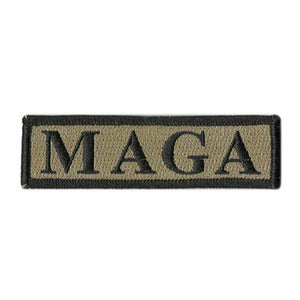 BuckUp Tactical Morale Patch Hook MAGA Make America Great Again Patches