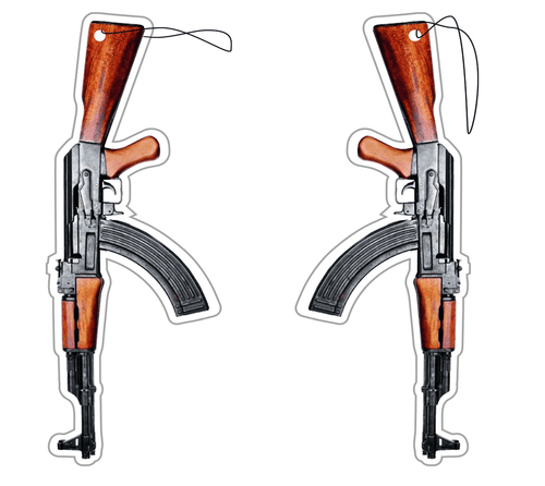 AK47 WOOD FURNITURE AIR FRESHNER