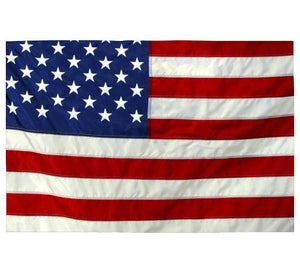 State of Colorado Realistic American Flag Window Decal - Various Sizes