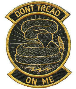BuckUp Tactical Morale Patch Hook DTOM ROCKER PATCHES Patches 3x2/""
