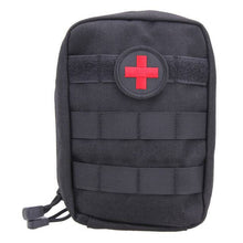 Tactical Protsble First Aid Bag Only Molle Medical EMT Pouch Outdoor Emergency Military Utility IFAK Pack Outdoor Travel Hunting