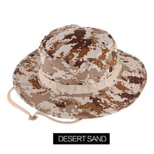 Military Camouflage Hat