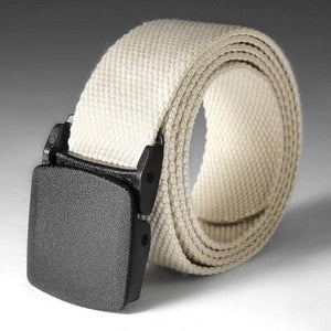 Waist Survival Tactical Adjustable Outdoor Belt Military Nylon Belt Men Army Style Belt Automatic Metal Buckle