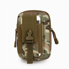 Outdoor Tactical Waist Belt Pack Bag Wallet Sports Camping Hiking Pouch new arrival