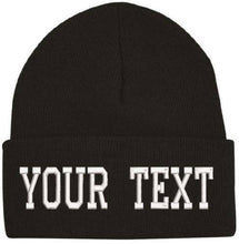 Last Name First Name Initials Short Beanies Knit Caps Winter