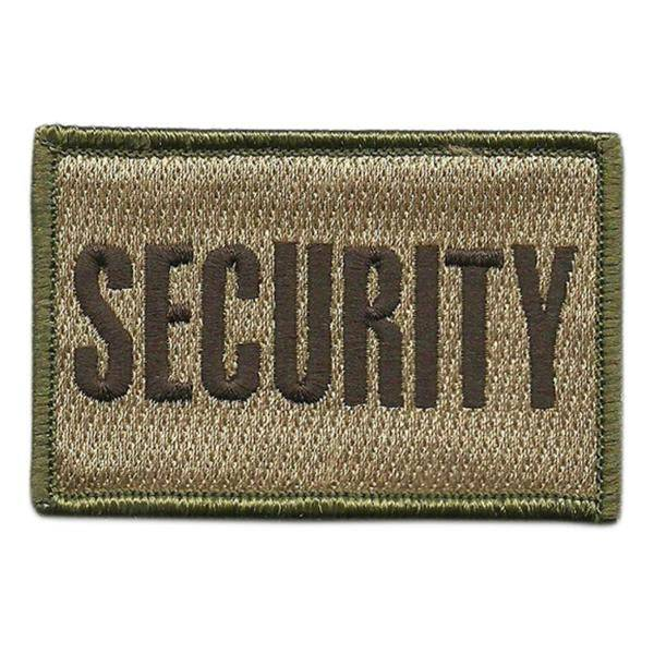 BuckUp Tactical Morale Patch Hook Security Patches 3x2