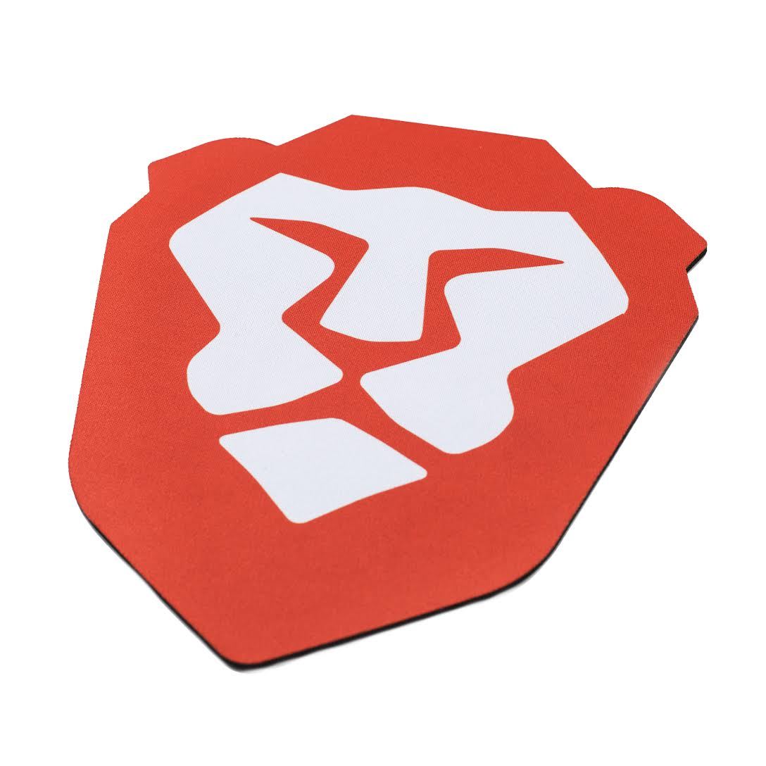 Brave Lion Mousepad