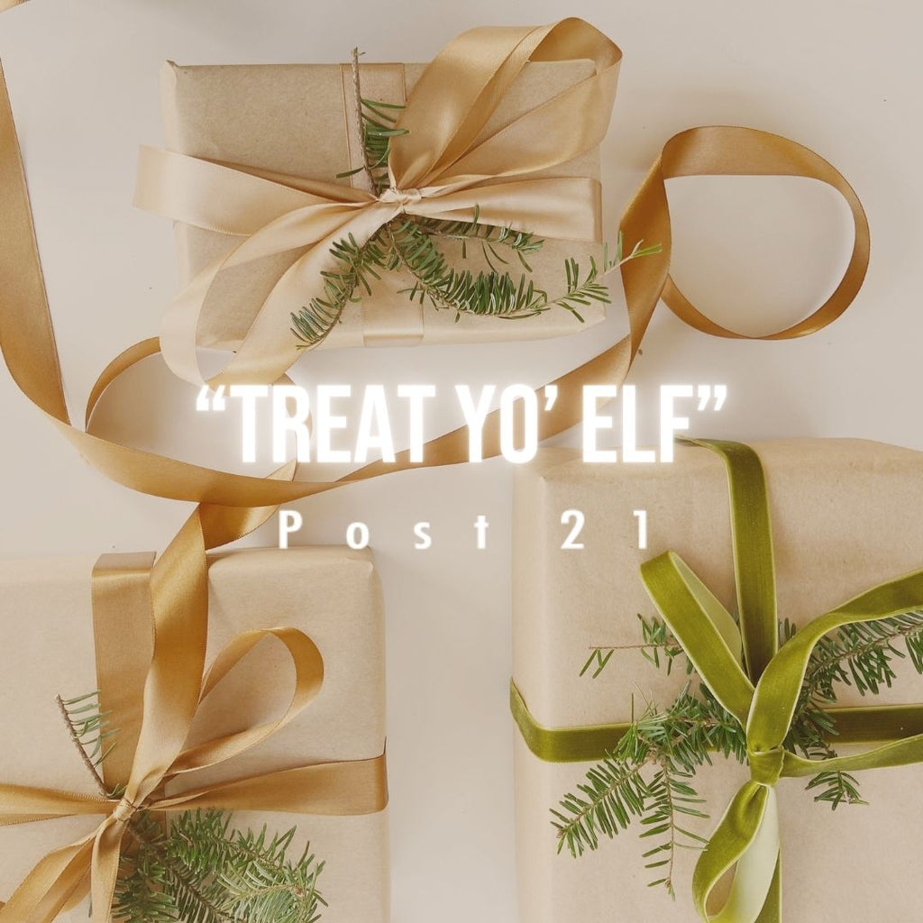 Treat Yo Elf! - our new holiday playlist