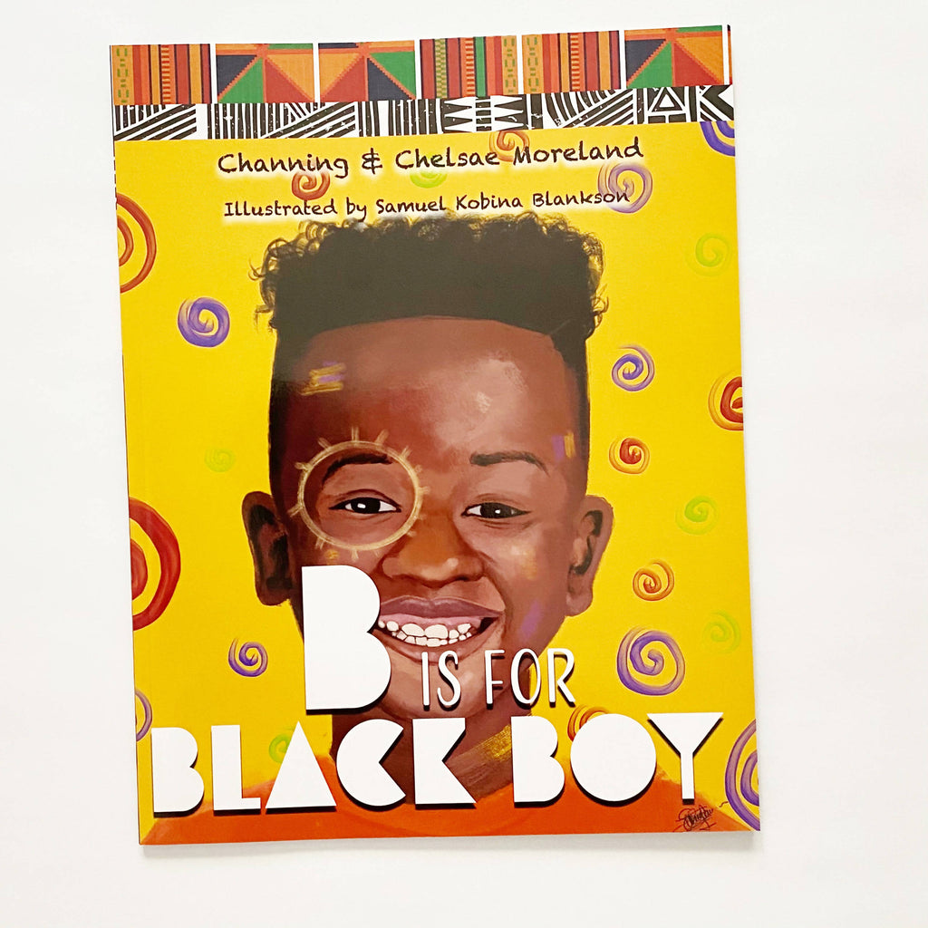 B is for Black Boy