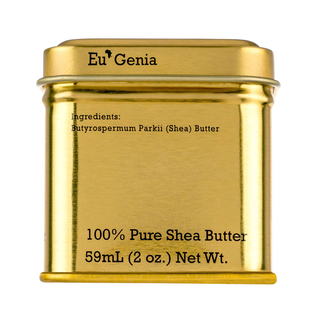 100% Pure Shea Butter Dermatological Formula leaving you feeling smooth and moisturized longer.