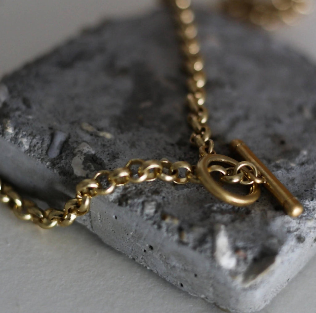 The Empowered Toggle Chain Necklace