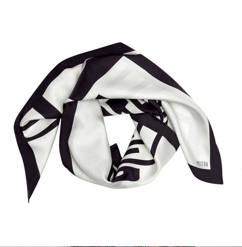 Liberation Silk Scarf