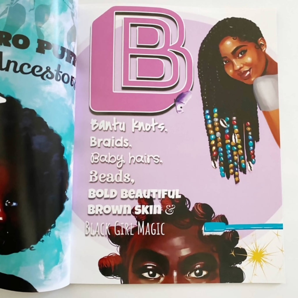 B is for Black Girl