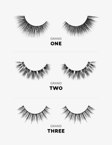 Grand False Lashes / 3 Sizes