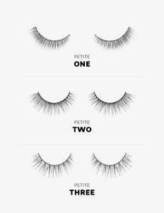 Petite False Lashes / 3 Sizes