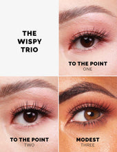Load image into Gallery viewer, The Wispy Lash Trio