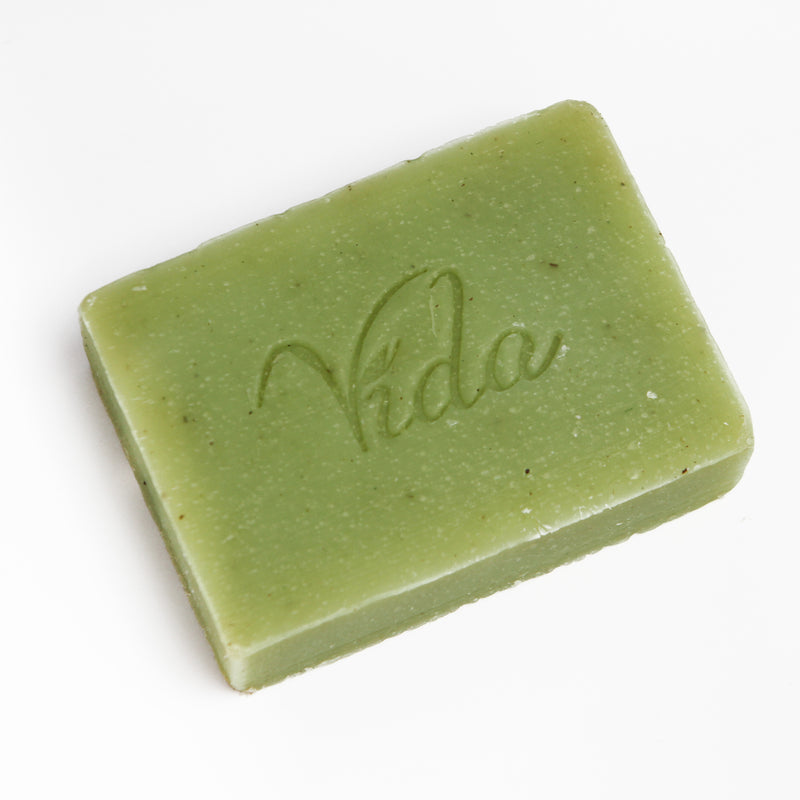 LEMONGRASS SOAP BAR Green Light