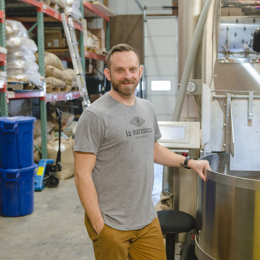Interview: Meet Eric, Master Roaster + Green Coffee Buyer