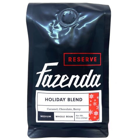 Holiday Blend (Medium Roast)