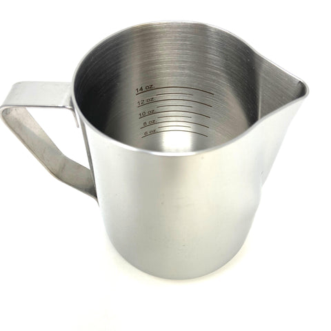 20 oz. Volumetric Etched Pitcher