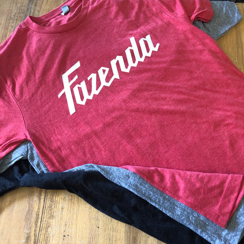 Fazenda Coffee Roasters Heathered T-Shirt