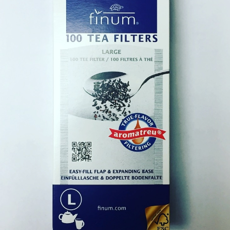 Tea Filters (Loose Leaf) - 100 Pack