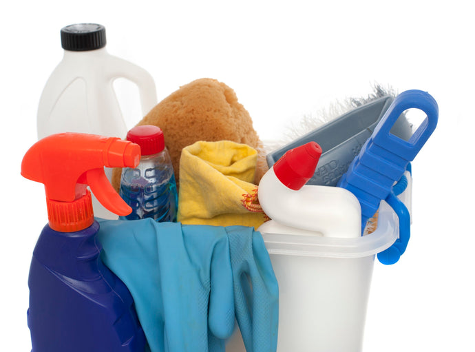 8 Toxic Harmful Chemicals Found in Many Household Cleaning Products