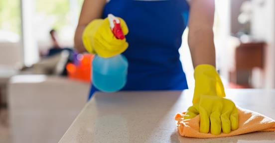 Using Household Cleaning Products Can Be as Bad as Smoking a Pack a Day