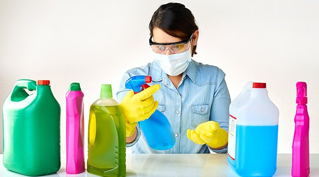 Cancer-Causing Toxins Lurking in Household Cleaning Products