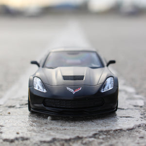 1:36 Chevrolet Corvette C7 Die-Cast