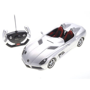 RC Mercedes-Benz SLR (Silver)