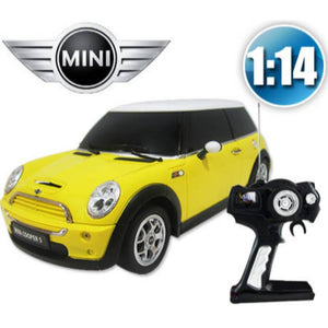 RC Minicooper (Yellow)