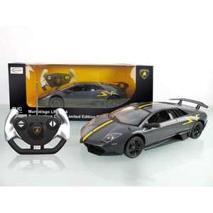 RC Murcielago LP670-4 Superveloce Limited Edition (Grey)