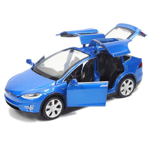 1:32 Tesla Model X Die-Cast