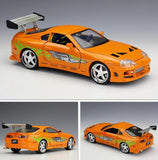 multi view 1:24 1995 Toyota Supra Fast and Furious 8