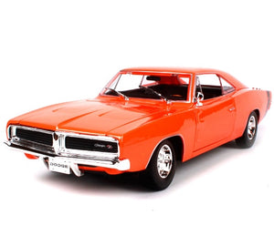 DODGE Charger R/T Muscle Car Model dimensions 290 x 105 x 75mm