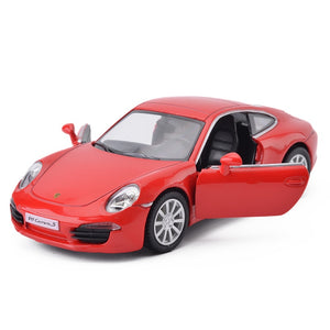 1:36 Porsche 911 or 991 Carrera S Model Car